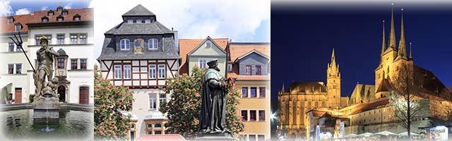 Thüringer Städte