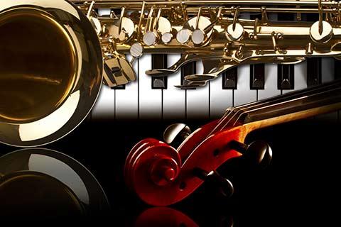 Klassische und moderne Konzerte