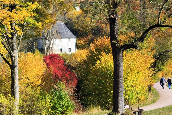 Weimar im Herbst