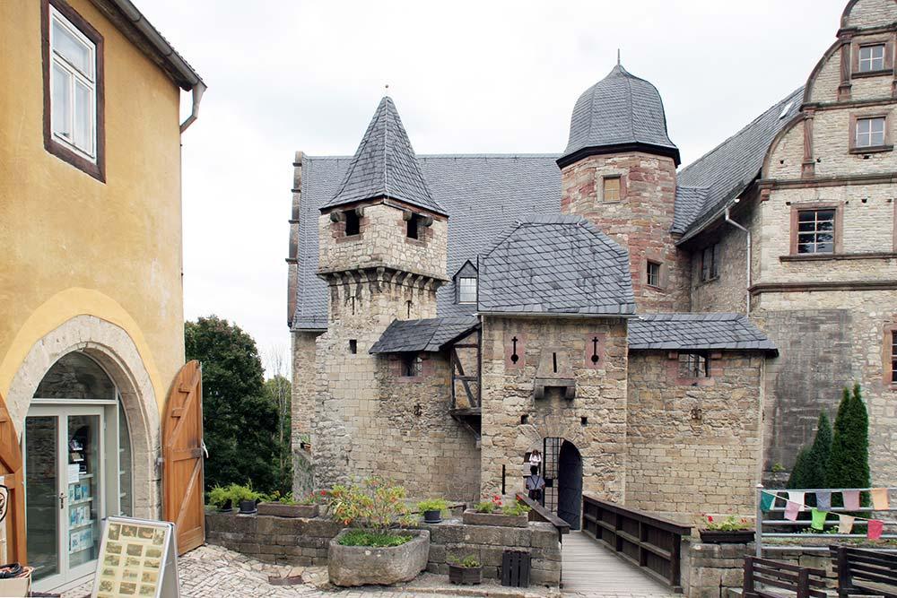 Oberschloss Kranichfeld