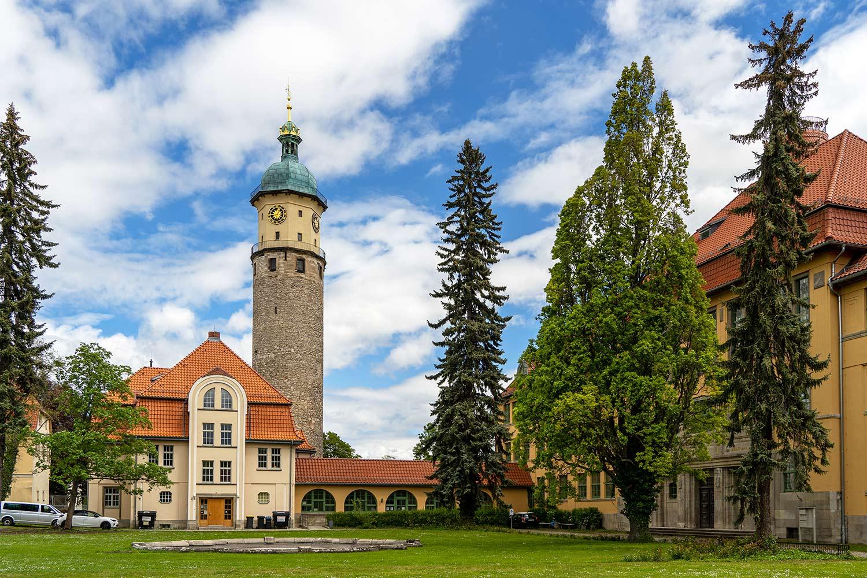 Arnstadt Schloss Neideck
