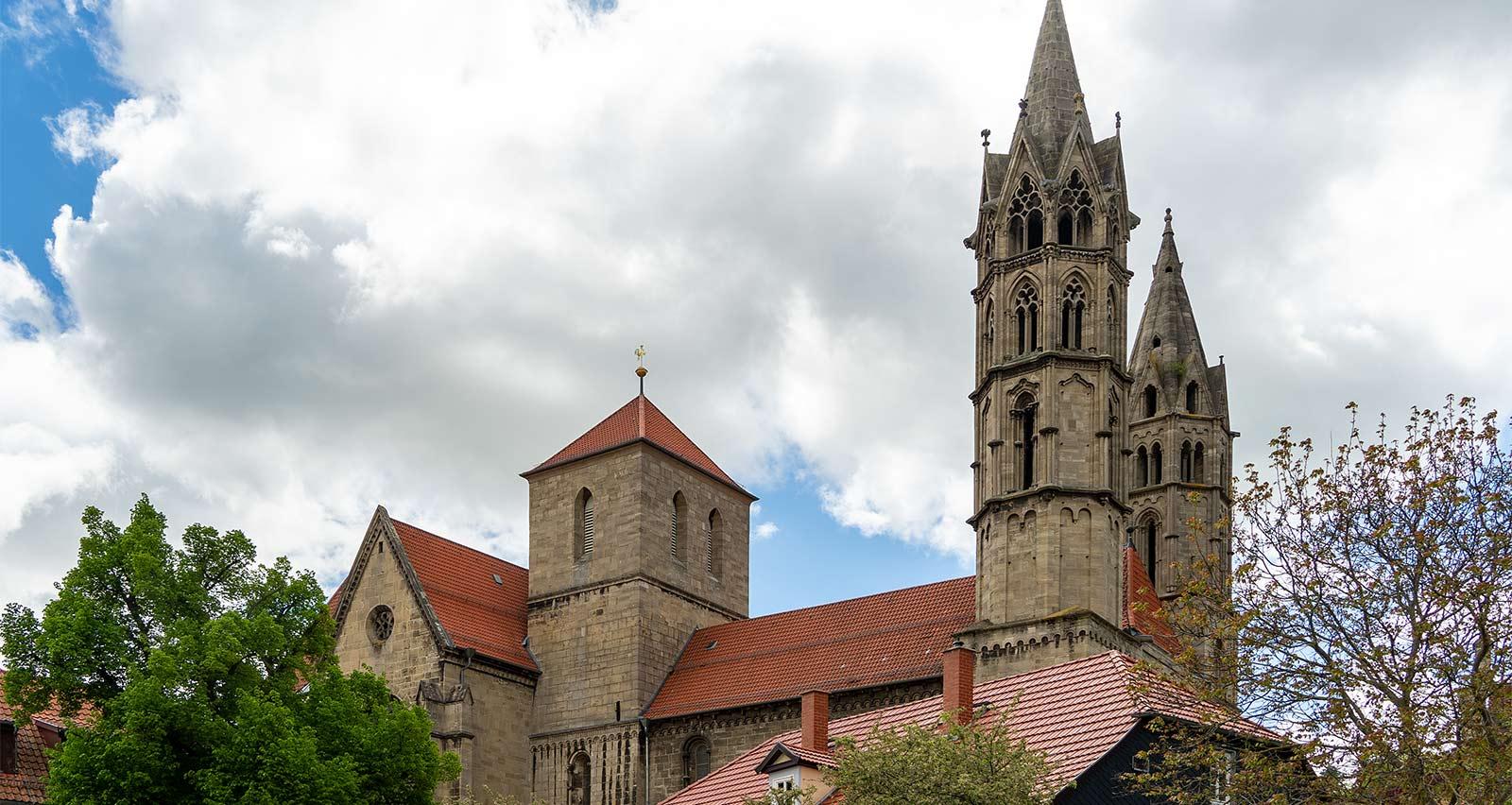 Liebfrauenkirche in Arnstadt