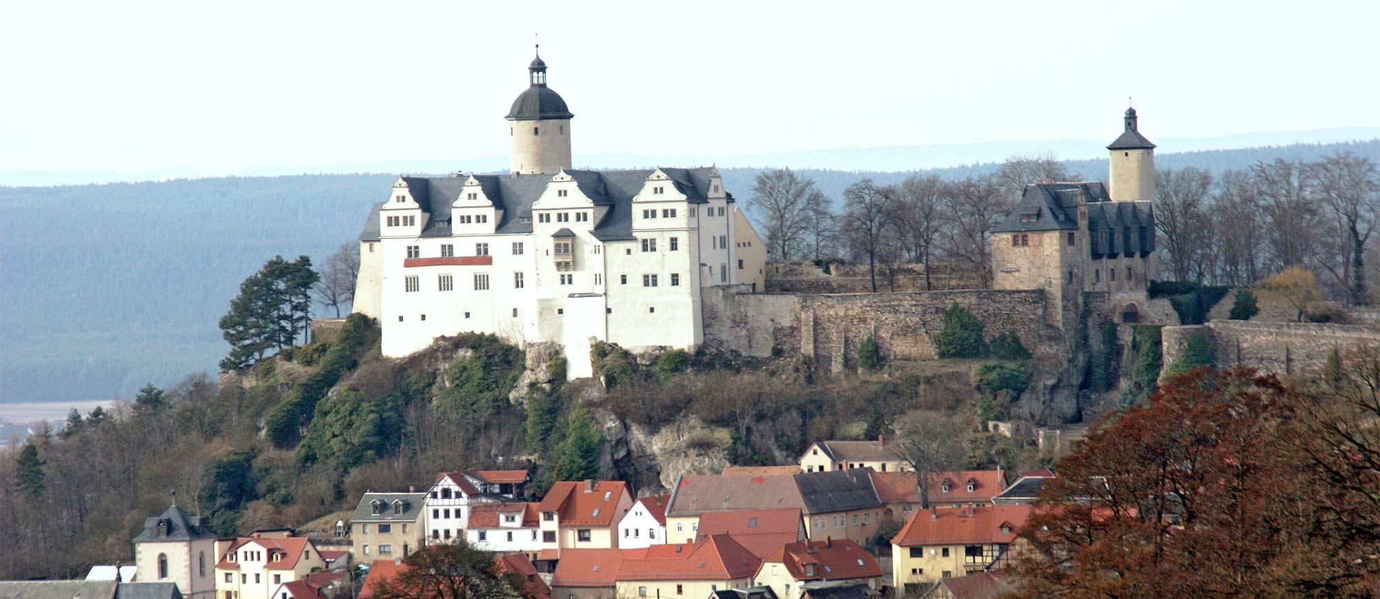 Burg Ranis Panorama