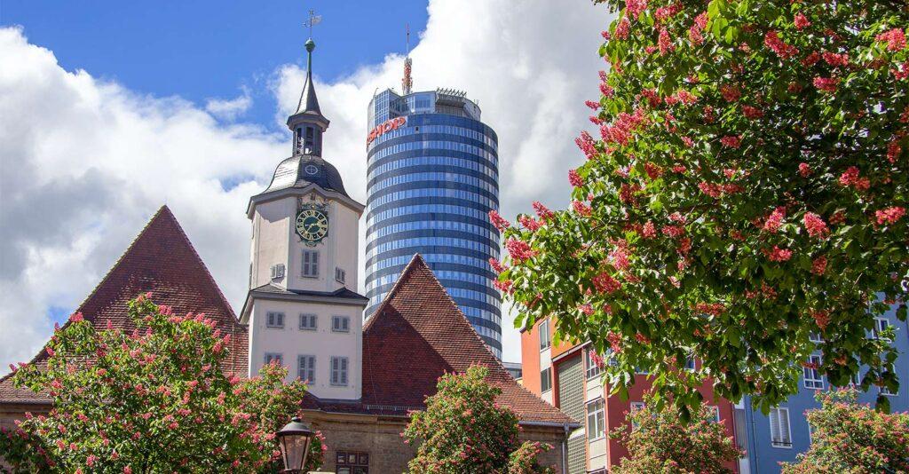Jena Historische Innenstadt