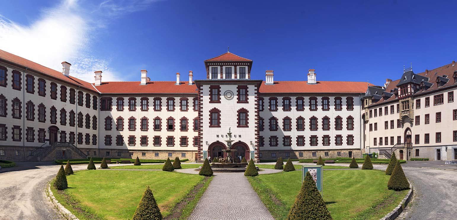 Schloss Elisabethenburg