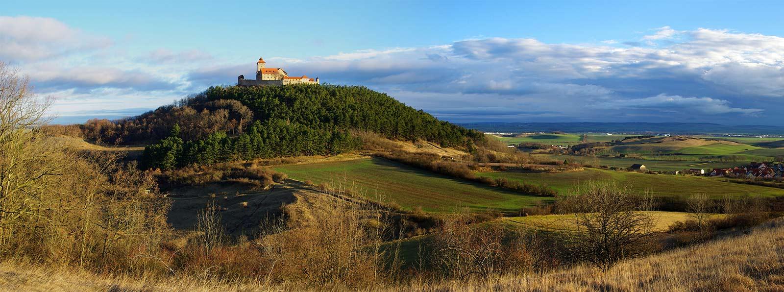 Wachsenburg Panorama