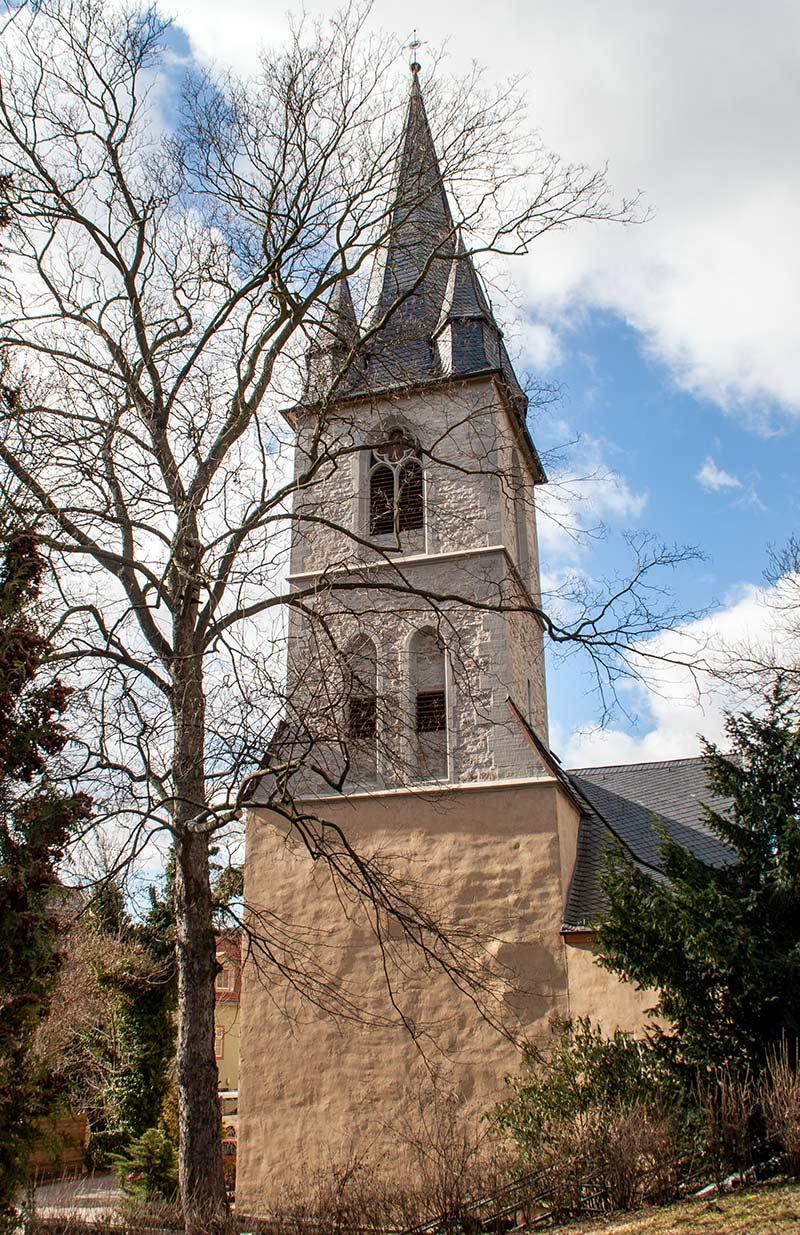 "Katholische Pfarrei ""St. Johannes Baptist"" Jena"