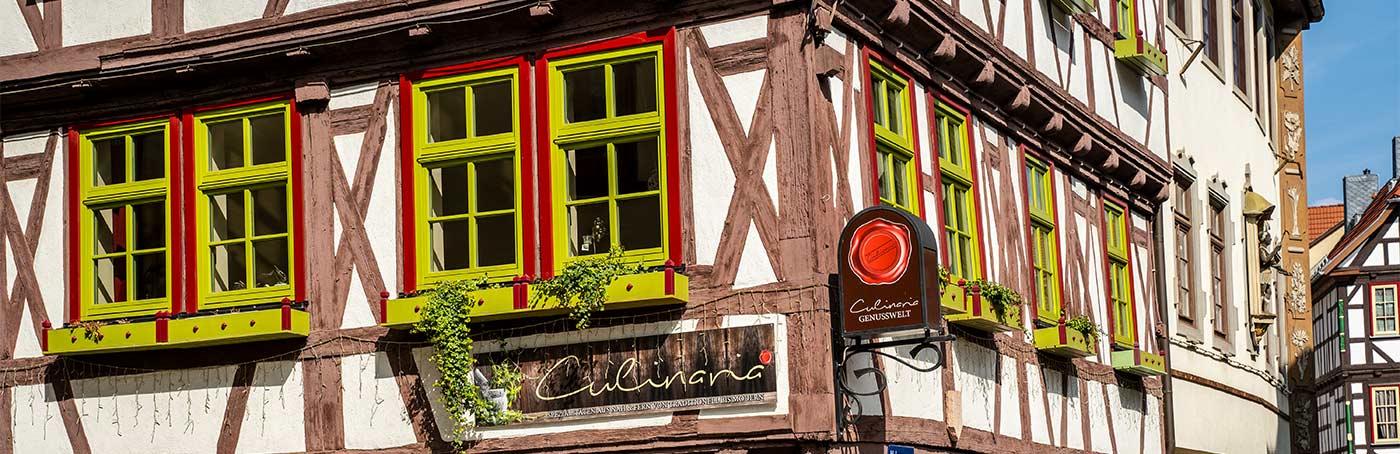 Fachwerkhaus in Schmalkalden