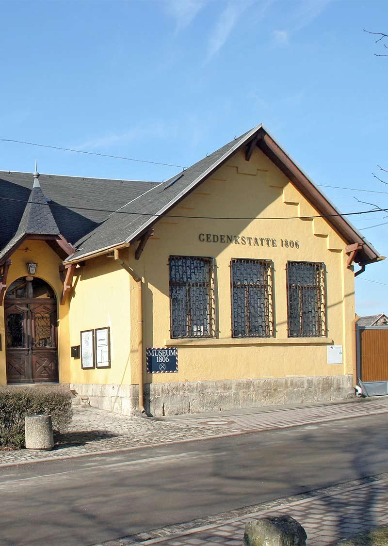 Cospeda Museum 1806