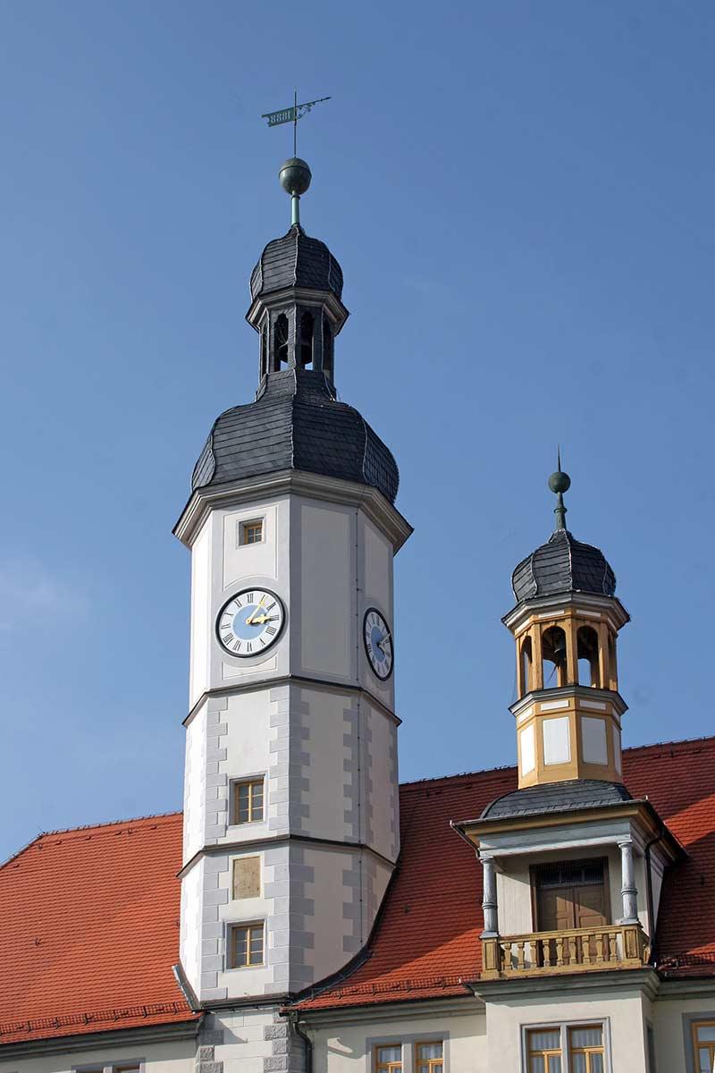 Eisenberger Rathaus