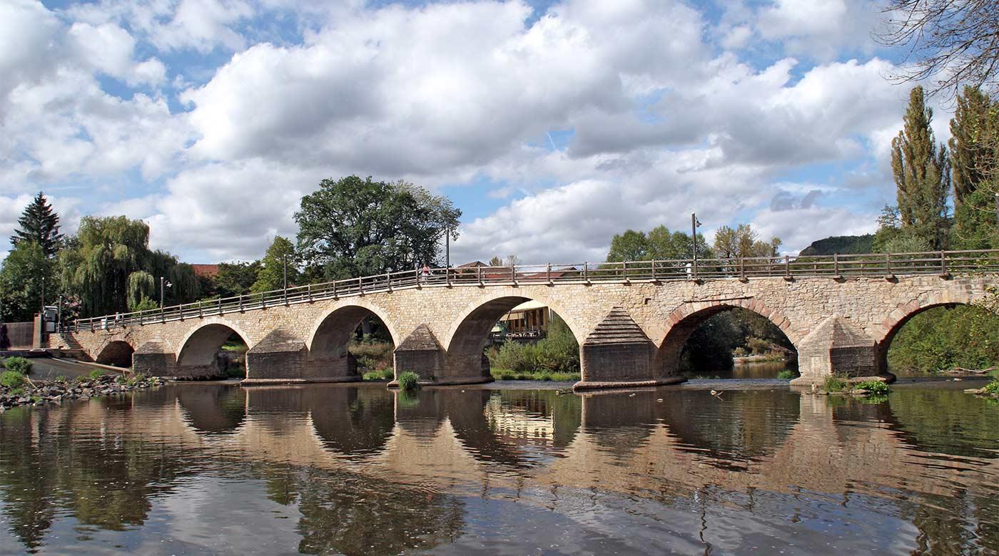 Alte Brücke Burgau