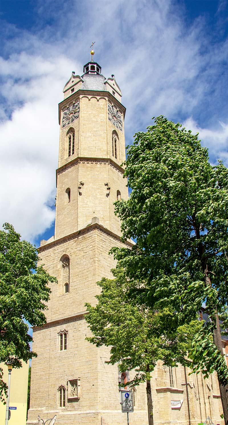 Jena Statdtkirche