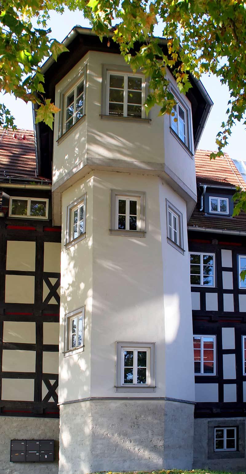 Platanenhaus Jena