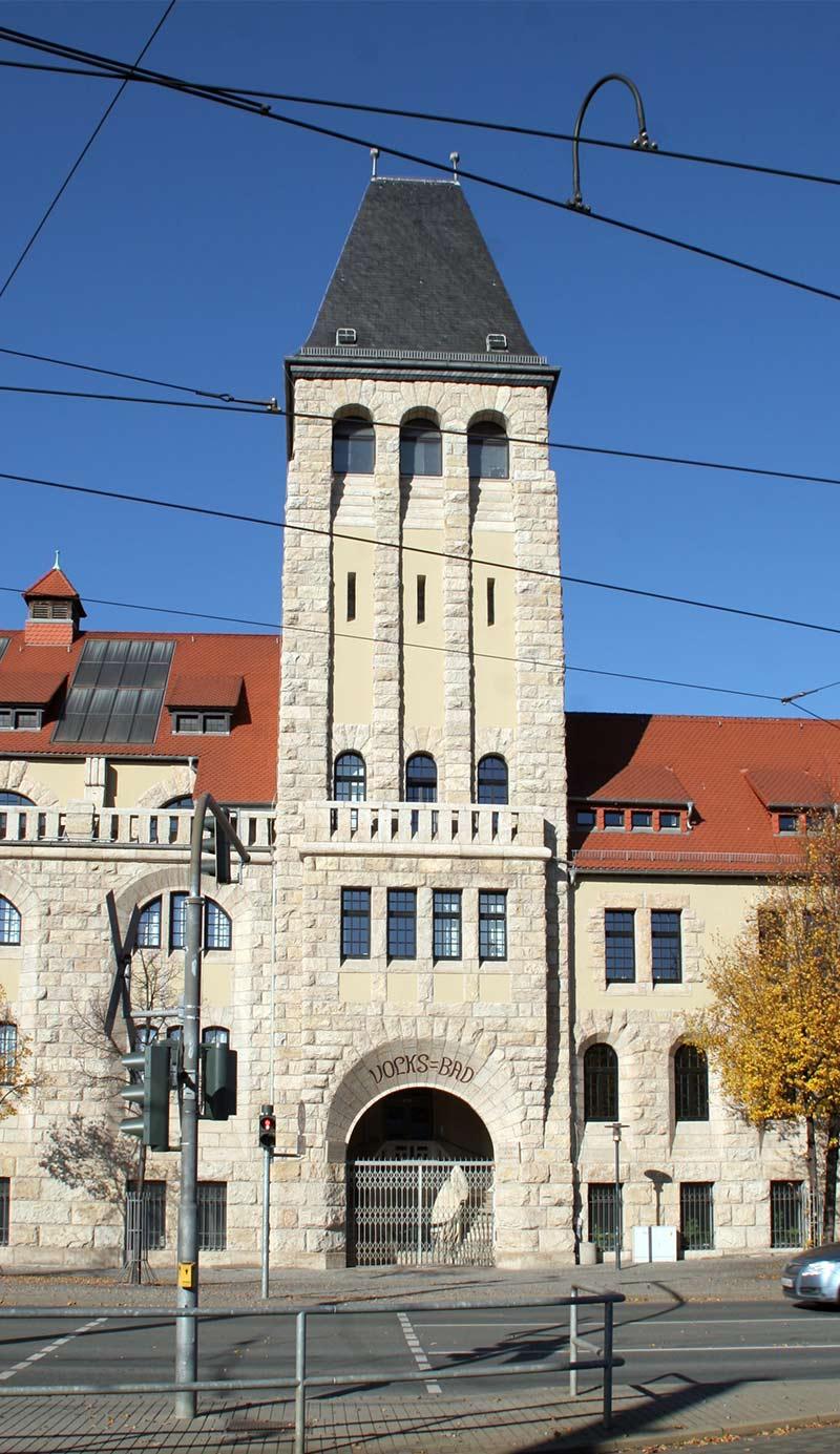 Volksbad in Jena