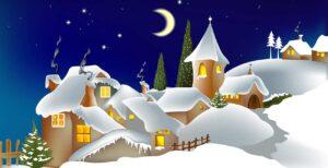 Weinachten und Weihnachtsmarkt