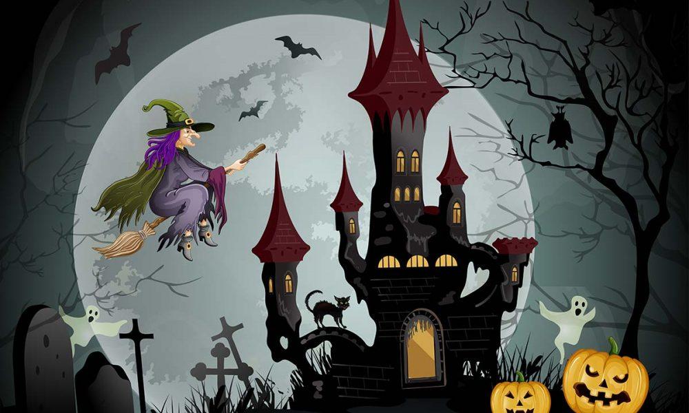 Hexen auf dem Weg zu Walpurgis