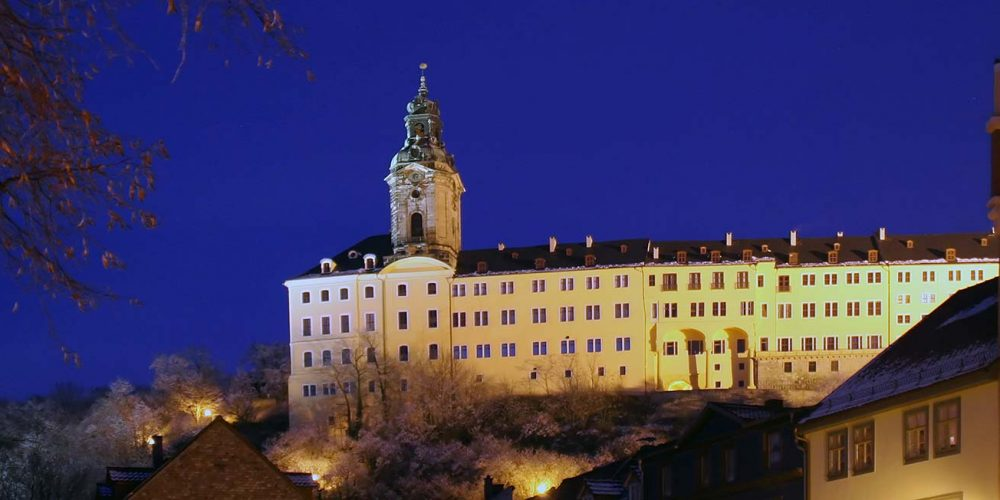 Weihnachtsmarkt auf Schloss Heidecksburg