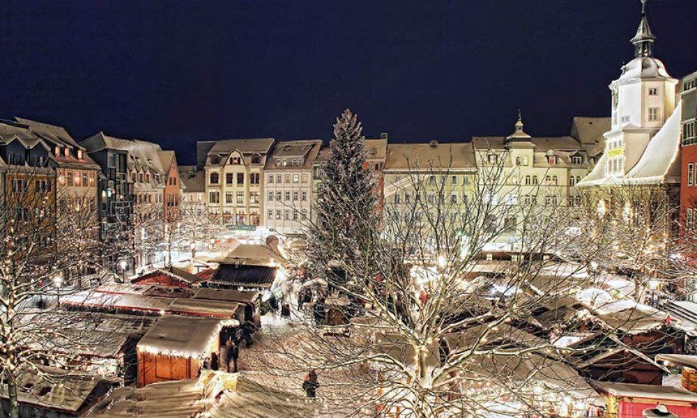 Jenaer Weihnachtsmarkt