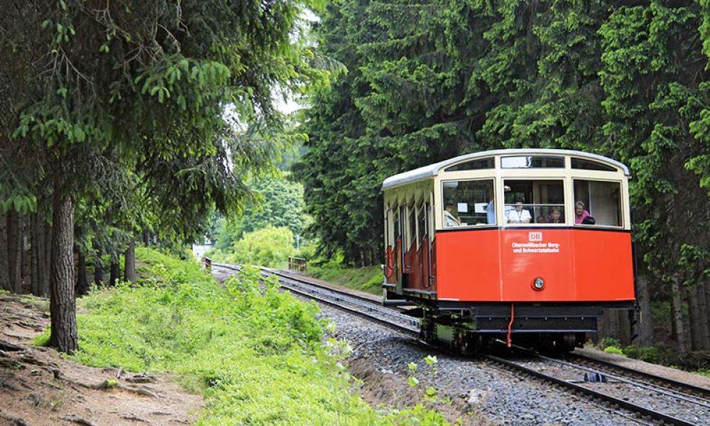 Oberweissbacher Bergbahn feiert Geburtstag