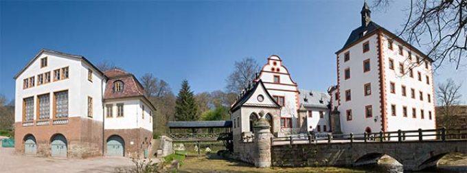 Das Schloss Kochberg