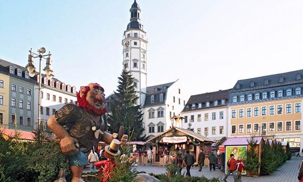 Gera Weihnachtsmarkt
