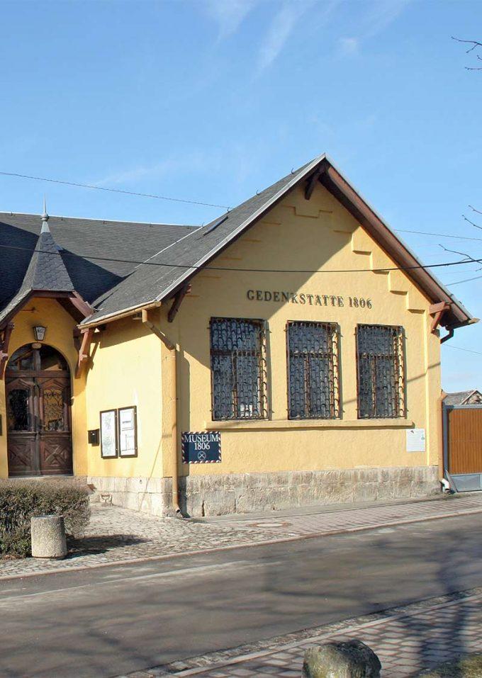 Museum 1806 in Cospeda