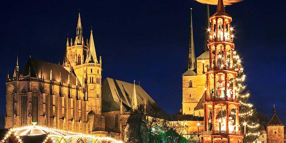Erfurter Weihnachtsmarkt 2018