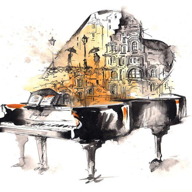 Bach-Festival-Sommerkonzert Tobias Frank