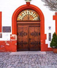 Historisches Rathaus Schmalkalden