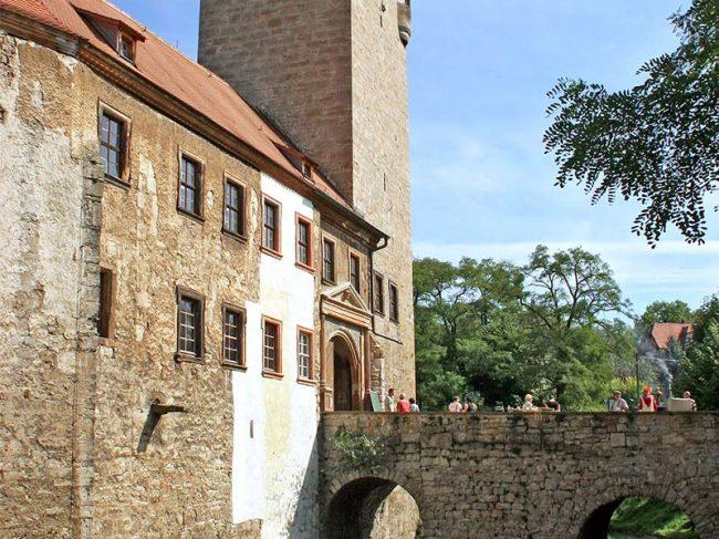 Wasserburg Kapellendorf