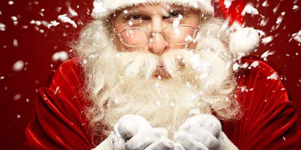 Der Thüringer Nikolaus grüßt