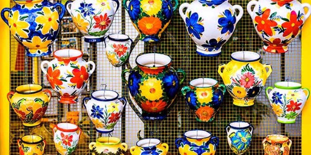 Töpfermärkte in Thüringen