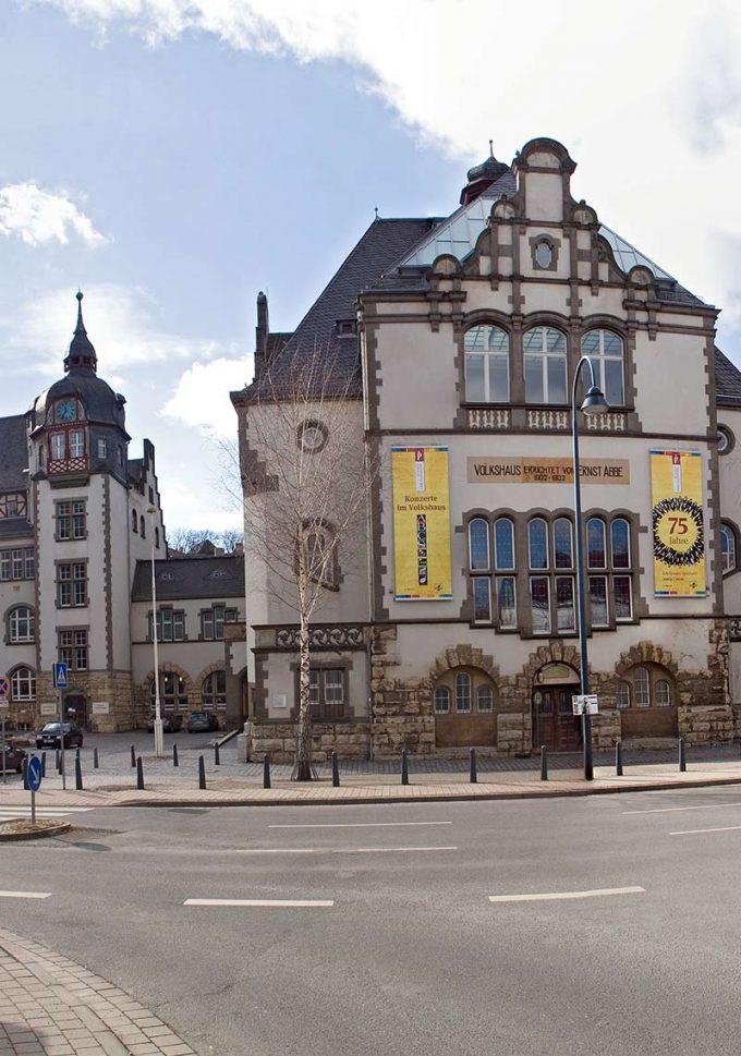 Volkshaus in Jena
