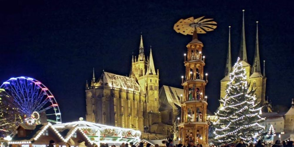 Weihnachten in Thüringen