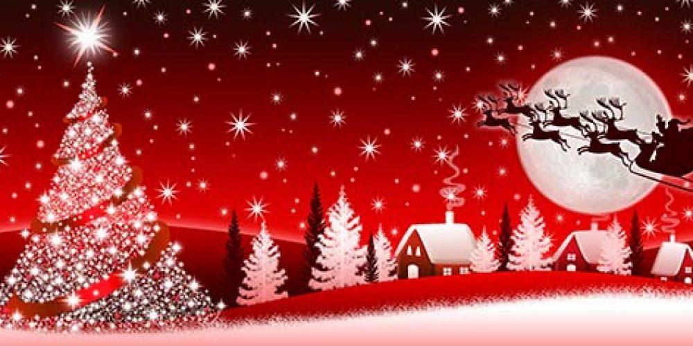 Fröhliche Weihnachten 2014
