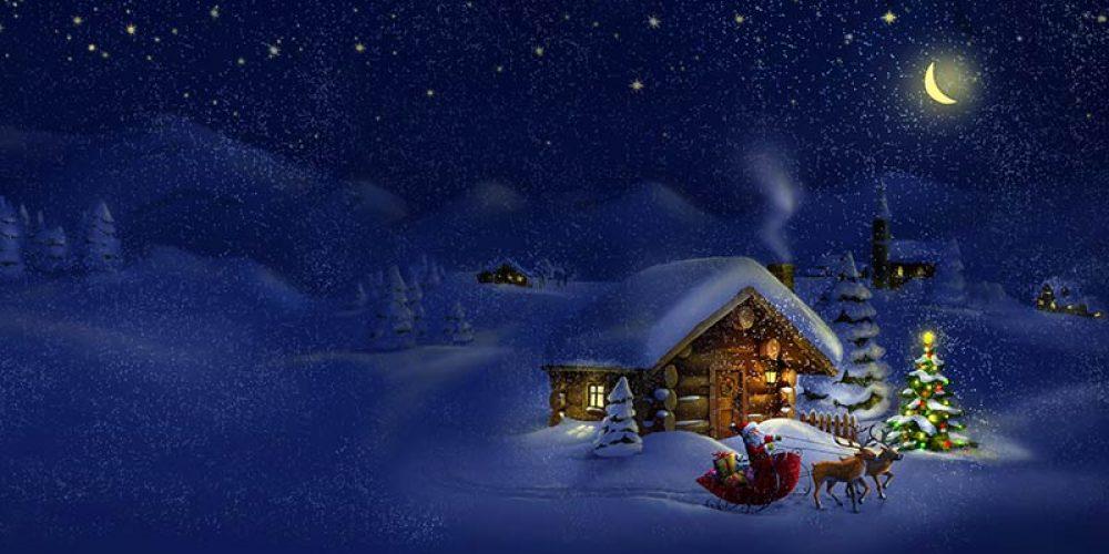 Weihnachtstal 2014 im Mühltal bei Eisenberg