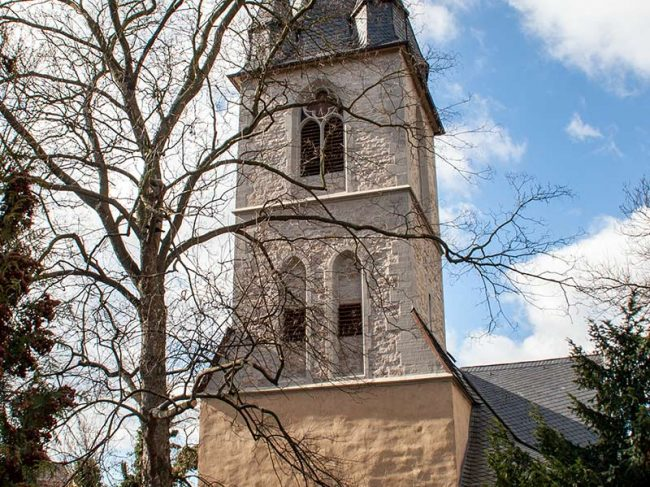 Kirche St Johannis Baptist Jena