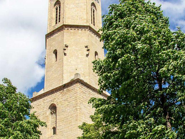 Stadtkirche St. Michael in Jena