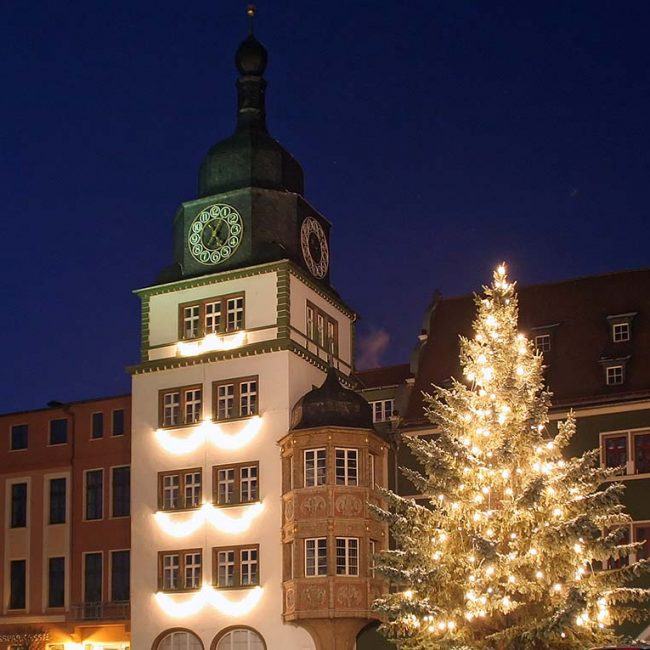 Schillers Weihnacht in Rudolstadt