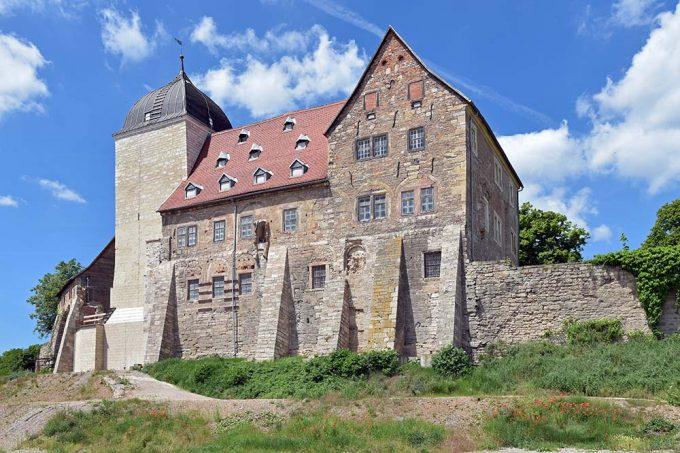 Runneburg in Weißensee