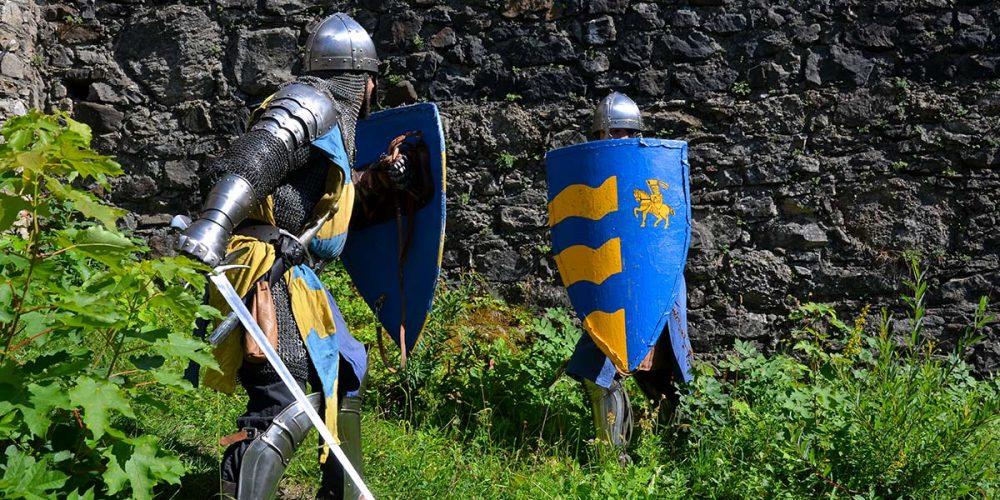 Mittelalterliche Events  zu Pfingsten