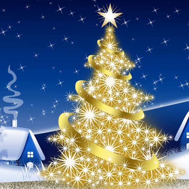 Weihnachtstal Mühltal