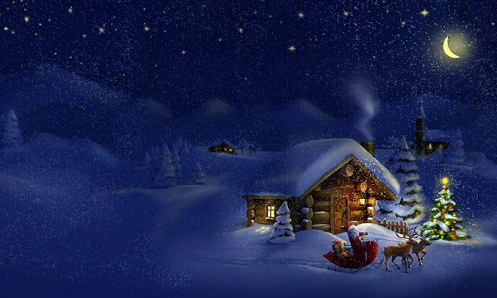 Weihnachten im Muehltal