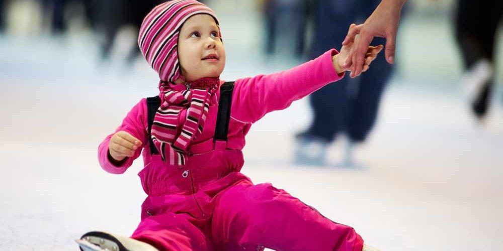Eislaufen – Spaß auf Schlittschuhen