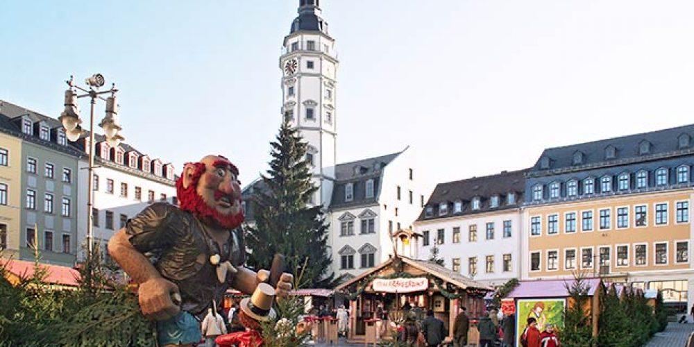 Weihnachts-Märchenmarkt in Gera