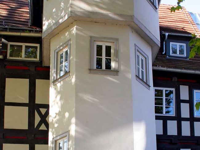 Platanenhaus in Jena