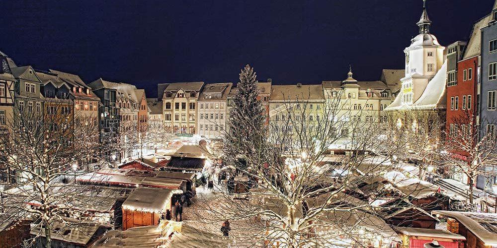 Jenaer Weihnachtsmarkt 2016