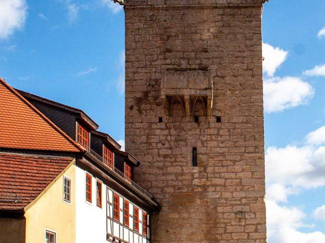 Das Johannistor in Jena