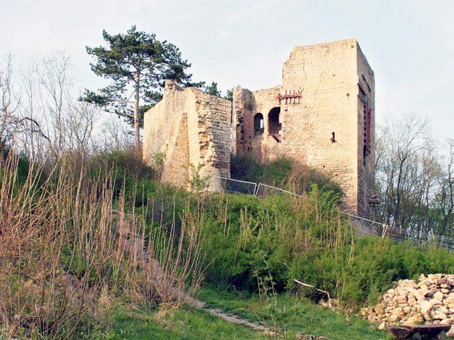Lobdeburg bei Jena