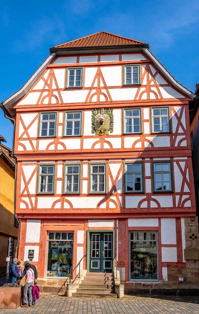 Lutherhaus in Schmalkalden